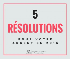 5 resolutions