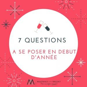 7 questions a se poser en debut d annee